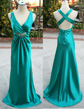 NWT MASQUERADE JADE Prom Evening Pageant Gown 5