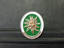 Pin Heeresbergführer Abzeichen Wehrmacht 3,5 x 2,5 cm