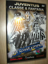 DVD N° 2 JUVENTUS FC CLASE & FANTASÍA EL SCUOLA EUROPEA JUVE TODOS LOS DEPORTES