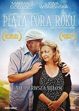 Piata pora roku (DVD) 2012 Marian Dziedziel, Ewa Wisniewska POLSKI POLISH