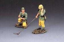 Thomas Gunn Miniatures - The Mine Clearers Part 1 (Tropical) - SS029(B)