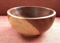 Solid Rosewood Bowl, 5 1/2""