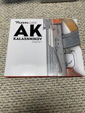 Vickers Guide: Kalashnikov, Volume 1 Rare