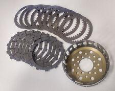 Ducati 748/916/996/998/749/999 clutch Sinter friction plates with basket NEU