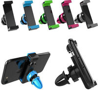 In Car Air Vent Mount Universal Mobile Phone Holder 360 Rotating Cradle Stand UK
