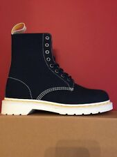DR MARTENS Page Boots Navy size Uk 6 BRAND NEW WITH BOX!!