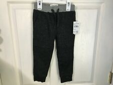 Boy's 2T Charcoal Sweat Pants Nordstrom Rack *NEW w/Tags*