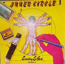 LP INNER CIRCLE - Something So Good,MINT- ,cleaned,Tonpress SX-T 25 Polen 1982