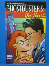 Ghostbusters Get Real #1 Variant Edition IDW Comics CB10479