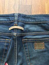 Jean Paul Gaultier jeans 26 Taglia ORIGINALE NUOVO SENZA ETICHETTA