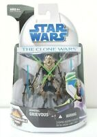 Star Wars Clone Wars CW6 General Grievous Disney Rare