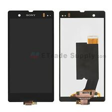 Sony Xperia XZ 601so F8331 f8332 so-01j écran LCD Numériseur, minéral noir USA