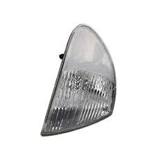 Front Right Turn Signal Light White Lens For BMW E46 325i 328i 330i  63136902770