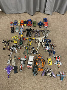 Transformers Collection Job Lot Bundle Spare/ Repairs