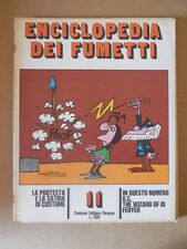 Enciclopedia dei Fumetti Fascicolo 11 ed. Sansoni - B.C.JOHNNY HART [G757] BUONO