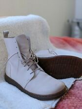 RARE- Collectable Dr. Martens Danica 8-Eye Boot w/ Softwair Memory Foam