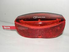 Fahrrad Rücklicht LED Batterie Rücklicht Gepäckträger Montage 01501