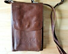 Genuine Plaubel Makina 67 Brown Leather Case
