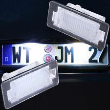 LED KENNZEICHENBELEUCHTUNG für BMW 5er E60, E61   WASSERDICHT   2003-2010 [7101]