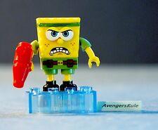 Spongebob Squarepants Movie Mega Bloks Series 2 Spongebob Post Apocalypse