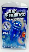Lil' Fishys Motorized Water Pets Bubby Color Changing Light New in Package