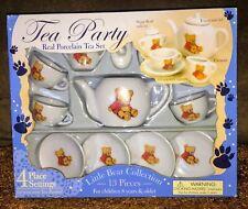 Little Bear Collection Tea Party Set