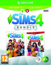 The Sims 4 Cats and Dogs Bundle Xb1