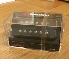DiMarzio DLX-90 Pickup in Black DP164 (P90/Soapbar)