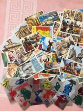Lotto Di 208 Figurine Edizione Baggioli Storia D'Italia