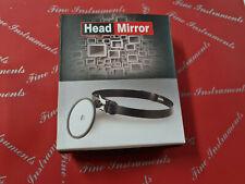 Kopfspiegel / Stirnspiegel, HNO, Kosmetik, Labor, Kugelgelenk nach Ziegler