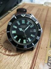 Vintage Watch Citizen Diver 62-6198 automatic