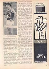Consul-Feuerzeug-1960-Reklame-Werbung-vintage print ad-Vintage Publicidad