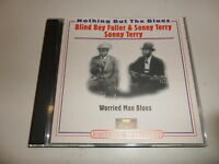 Cd   Blind Boy Fuller /  Sonny Terry  – Worried Man Blues