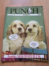September Punch News & General Interest Humour Magazines