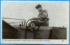 CPA: Locomotion aérienne - Hubert Latham sur son monoplan Antoinette