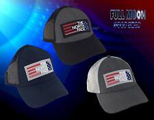 New The North Face Americana Mens Snapback Trucker Cap Hat