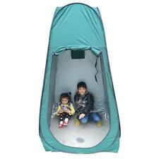 POP Up Portable Green Utility Tent Camping ShowerToilet Changing Single Room New