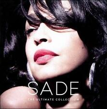 The Ultimate Collection by Sade (CD, May-2011, 2 Discs, Epic)