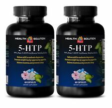Converted Into Serotonin In The Brain - 5-HTP 100mg - Griffonia Seeds 2B