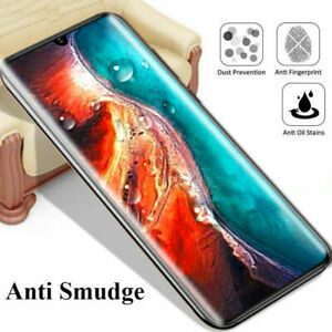 9H Tempered Glass Screen Protector Cover For Samsung Galaxy A40 A50 A70 A7 A8 A9