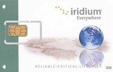 Iridium Prepaid SIM Card - 200 Canada & Alaska Minutes (6 Month Service)