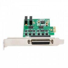 Syba SI-PEX15043 2 Port RS-422/485 Serial PCI-e x1 Card