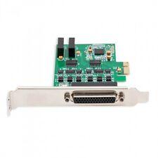 Syba SI-PEX15043 2 Port RS-422/485 Serial PCI-e x1 Card