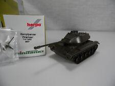 Ht262, Herpa Minitanks 741262 CARRO ARMATO COMBATTIMENTO m41 WALKER BULLDOG 1:87/Roco
