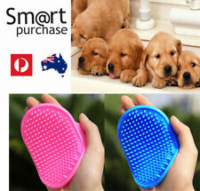 Rubber Pet Brush Glove Touch Gentle Pet Grooming Dogs Accessories Pets w
