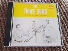 The Three Suns - Second Volume 1949-1953 (Audio CD) Very Rare!
