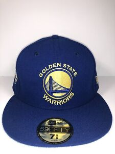 "COLLECTORS 59fifty Golden State Warriors ""Best Record Ever 73-9"" BRAND NEW"