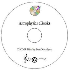 Astrophysics eBooks 63 on CD E Book E-Reader IPAD Physics, Black Holes, Stars