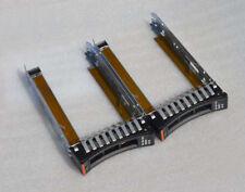 "Brand New 2.5"" SAS HHD Drive Caddy Tray For 44T2216 IBM x3650 x3550 x3500 x3400"