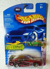 FREE ATOMIX MINI CAR - Carbonated Cruisers 2003 HOT WHEELS SS COMMODORE #087